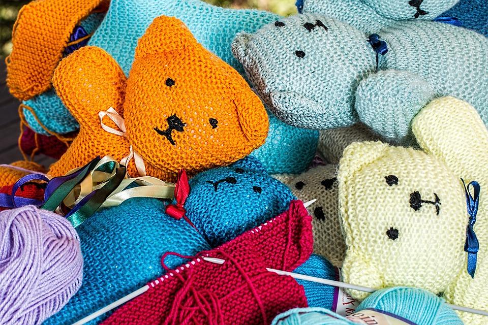 Atelier tricot bien-être et loisir
